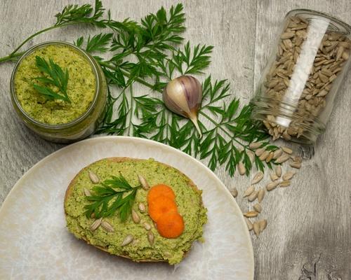 Brokkoli-Pesto-Aufstrich